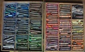 rembrandt chalk pastels